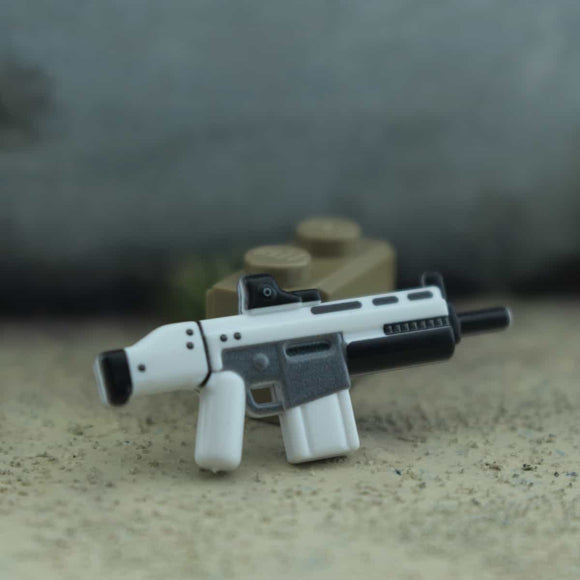 BrickArms® Hac - Eclipse Strike™ Scar - White