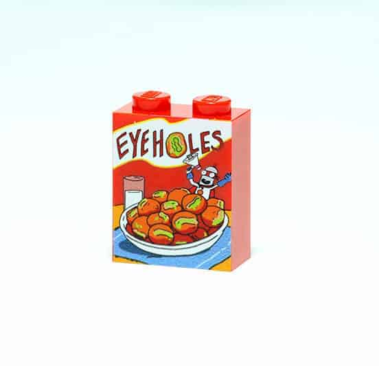 Eye Holes Cereal