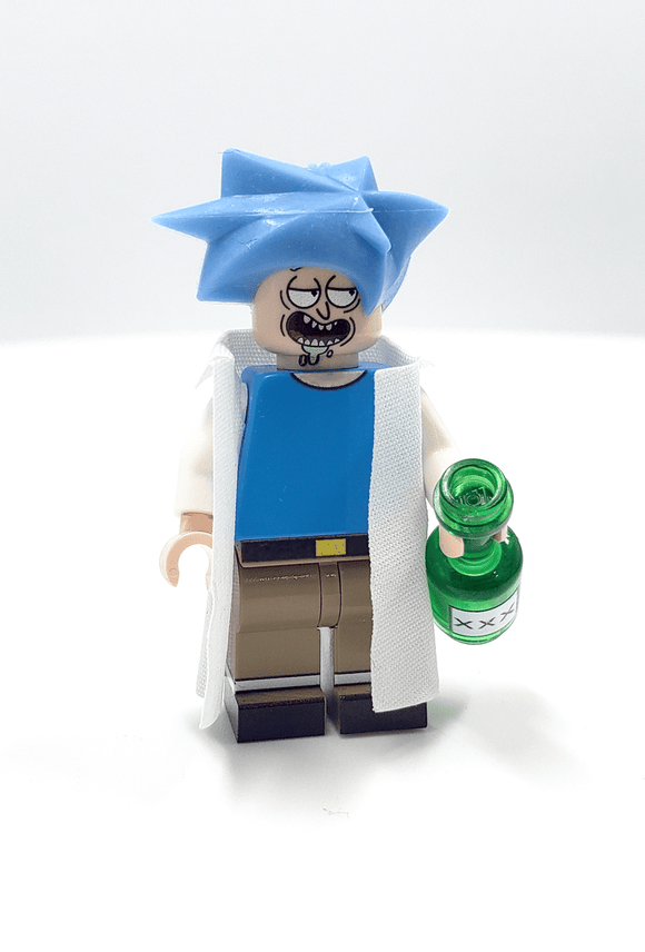 Swhifty scientist