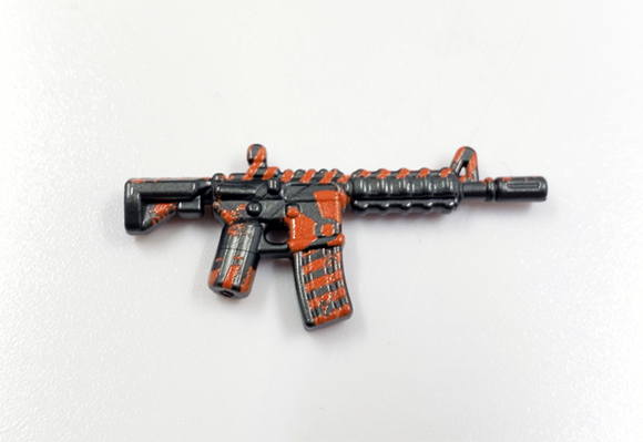 Eclipse Strike™ Radiation Hazard - BrickArms® M4A4 - Gunmetal