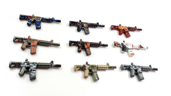 Eclipse Strike™  BrickArms® - M4A4 Wave 1 Collection