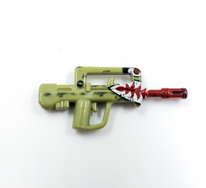 Eclipse Strike™ Spitfire - BrickArms® FBR - Olive