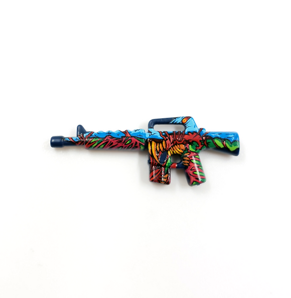 Eclipse Strike™ Hyper Beast - BrickArms® M16