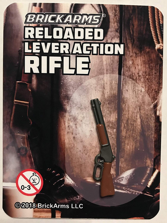 Lever Action Rifle - Reloaded