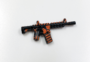 Eclipse Strike™ Radiation Hazard - BrickArms® M4A4 - Black