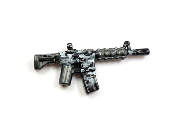 Eclipse Strike™ DDPAT - BrickArms®  M4A4 - Gunmetal