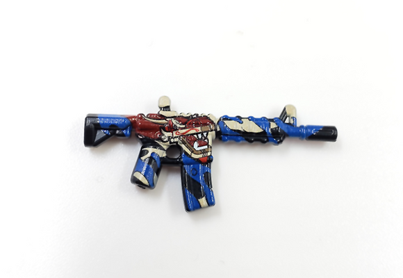 Eclipse Strike™ Dragon King - BrickArms®  M4A4