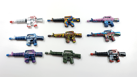 Eclipse Strike™ BrickArms® M16 - Wave 1 Collection