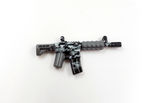 Eclipse Strike™ DDPAT - BrickArms® M4A4 -Dark Bley