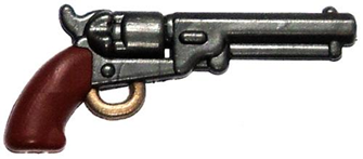 M1851 Navy Revolver - Reloaded