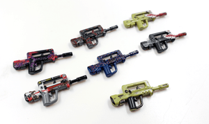 Eclipse Strike™ BrickArms® FBR Wave 1 Collection
