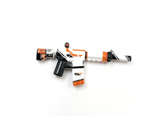 Eclipse Strike™ Asiimov - BrickArms® M4A4