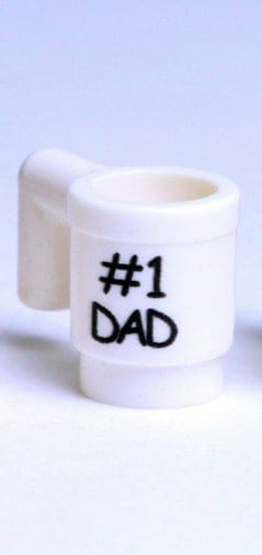 #1 Dad Mug - EclipseGrafx