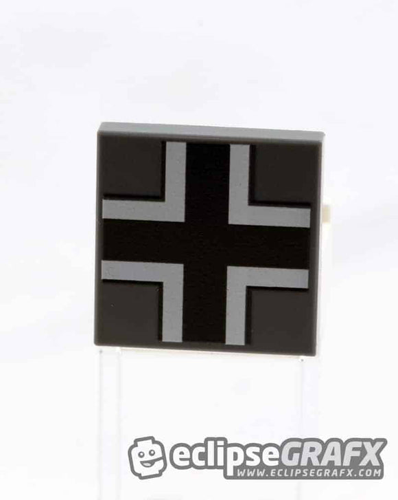 German Cross - Dark Bley