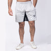 Light Grey Quick Dri Shorts