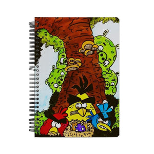 Notebook - Angry Birds