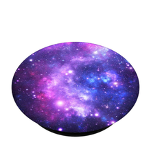 Load image into Gallery viewer, Purple Galaxy - Pop Socket