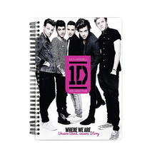 Load image into Gallery viewer, Notebook - One Direction