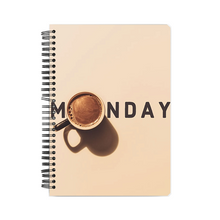 Load image into Gallery viewer, Notebook - Monday