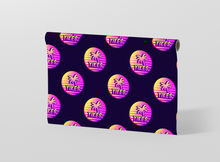 Load image into Gallery viewer, Neon Retrowave Seamless Gift Wrapping - Pack of 20 and 40