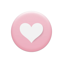 Load image into Gallery viewer, Pink Heart - Pop Socket