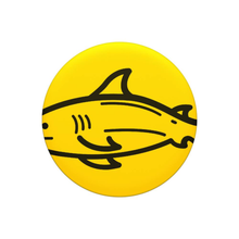 Load image into Gallery viewer, Yellow Whale - Pop Socket