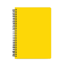Load image into Gallery viewer, Notebook - Yellow Whale
