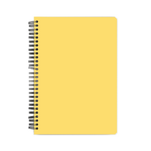 Load image into Gallery viewer, Notebook - Yellow Aesthetic