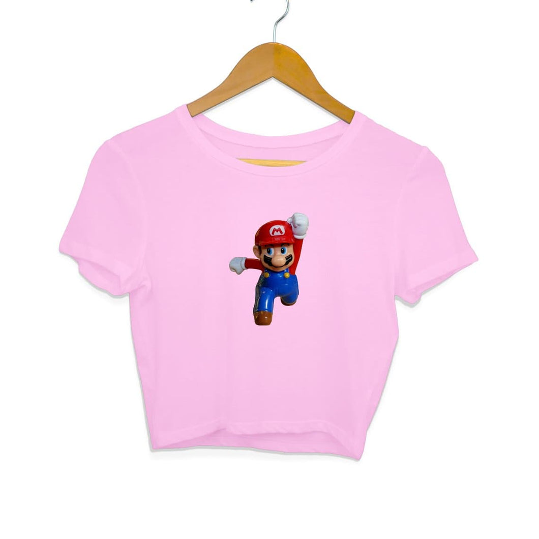 Super Mario - Crop Top