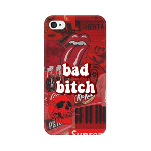Bad Bitch iPhone Case