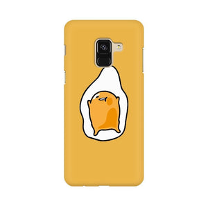 Yellow Gudetama Samsung Case
