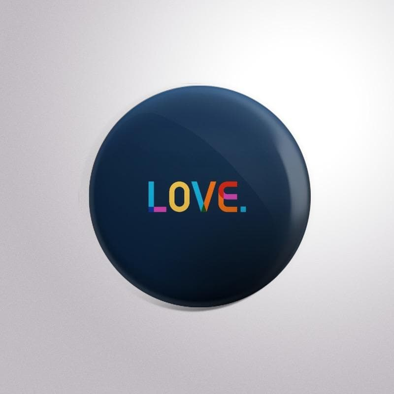 Love - Button Badge