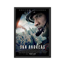 Load image into Gallery viewer, San Andreas Poster