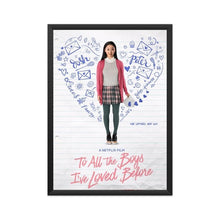 Load image into Gallery viewer, To All the Boys I've loved before Poster