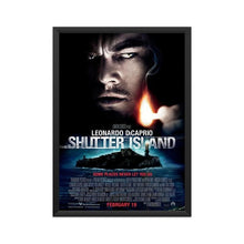 Load image into Gallery viewer, Shutter Island Poster