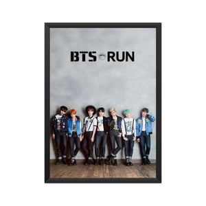 BTS - Wall Poster