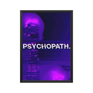 Purple Aesthetic - Wall Poster