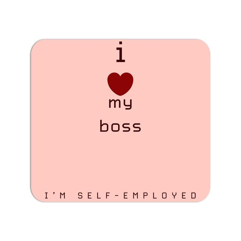 Mouse Pad - Self Employed