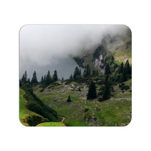 Mouse Pad - Alpine Lake Valley