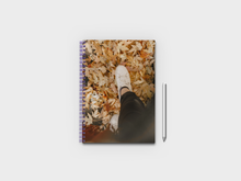Load image into Gallery viewer, Dark Academia A5 Notebook