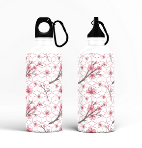 Sipper Bottle - Cherry Blossom Design