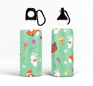 Sipper Bottle - Seamless Pattern