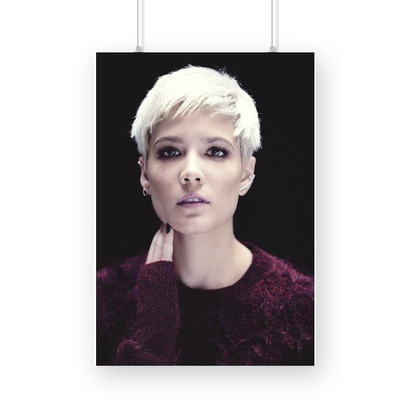 Halsey - Wall Poster