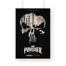Load image into Gallery viewer, The Punisher Marvel Poster
