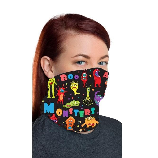 Cute Monsters - Bandana Mask
