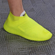 Load image into Gallery viewer, Silicone Overshoes - Reusable waterproof shoe covers