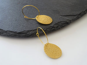 hammered-gold-hoops