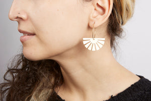 sunburst hoops