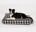 Pendleton Charcoal Ombre Plaid Dog Napper
