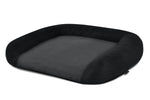 Alcatraz Black Memory Foam Bed